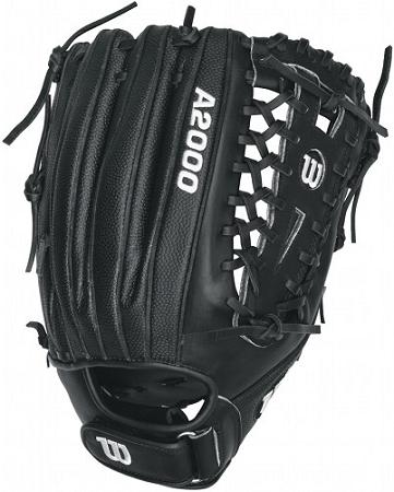 Wilson A2000 SuperSkin Fastpitch Softball Glove