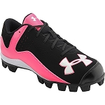 Under Armour Kid's Leadoff Low Molded Baseball Cleats