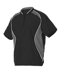 Adult Short Sleeve Baseball Batters Jacket