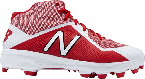 9116b69b5126 New Balance Men's 4040 V4 Mid TPU Baseball Cleats