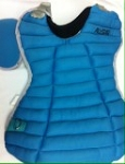 All-Star Teal Adult Diamond Catchers Chest Protector