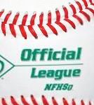 Official League NFHS Baseball