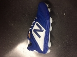 New Balance  PL3000 Blue Molded Cleat