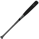 Marucci JR7 Jose Reyes Pro Model Maple Wood Bat, Smoke/Black