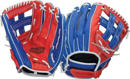 Easton Stars Amp Stripes Youth Baseball Glove 11 Inch Right