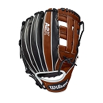 Wilson 2018 A2K 1721 Infield Right Hand Throw, Copper/Black/White, 12