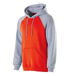 HOLLOWAY BANNER HOODIE Orange/Gray