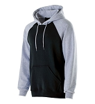 HOLLOWAY BANNER HOODIE Black/Gray