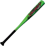 Franklin Sports Teeball Bats-Venom 1000,USA Baseball Approved, Green