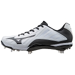 Mizuno Heist IQ Low Cut Adult Men's Metal Baseball Cleat