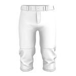 Women's Alleson Softball Pants White