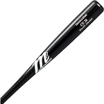 Marucci CU26 Chase Utley Youth Wood Base Bat, Black