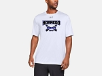 Underarmour Short Sleeve Locker Tee With Logo