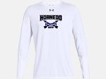 Underarmour Long Sleeve Locker Tee With Logo