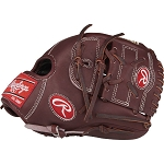 Heart of the Hide 11.75 in Infield/Pitcher Glove 2-Piece Solid Web, Finger Shift