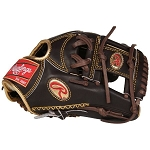 Gold Glove 11.75 in Mocha Infield Glove Pro H Web, Conventional Back
