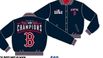 Red Sox World Series Championship Jackets