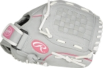 SURE CATCH SOFTBALL 10-INCH YOUTH INFIELD/PITCHER'S GLOVE