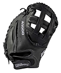 Wilson A1000 Fastpitch Catchers Mitt 33 inch Right Handed Thrower
