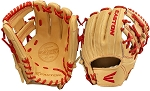 Easton Legacy ELITE1150NRD Rht Infield Pattern Gloves, 11.5