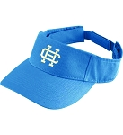 Carolina Blue Visor with logo