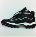 Pony Velocity Men's 3/4 Top Molded Football Cleat