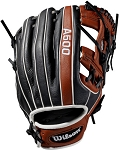 Wilson A500 11.5 Inch Youth Infield Baseball Glove,RHT