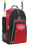 Louisville Slugger EB Xeno Stick Pack Baseball Equipment Bags,Scarlet