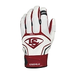 Louisville Slugger Prime Adult Batting Gloves-Pair