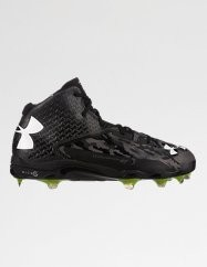 Under Armour Men's Deception Mid Diamond Tip Cleats