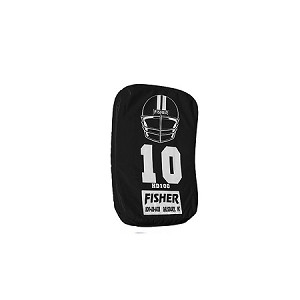 Fisher HD100 Curved Football Blocking Body Shield Color:Black